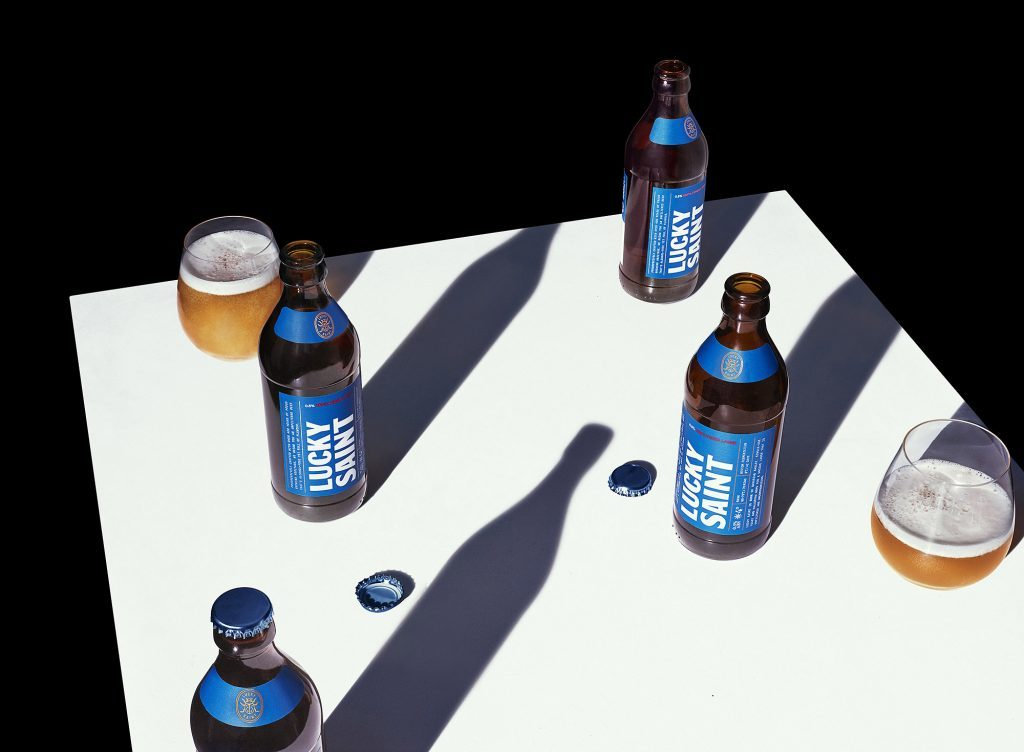 alcohol free lager craft beer
